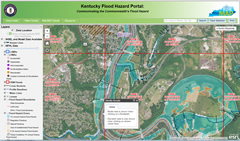 Ky Water Maps Portal - Hebron-ky-us-map